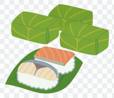 柏之葉壽司
