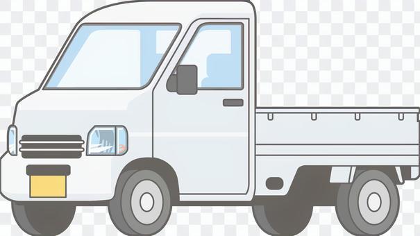 汽车01  - 轻虎1  - 单件 - 全身
