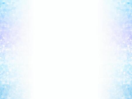Shower (blue frame)