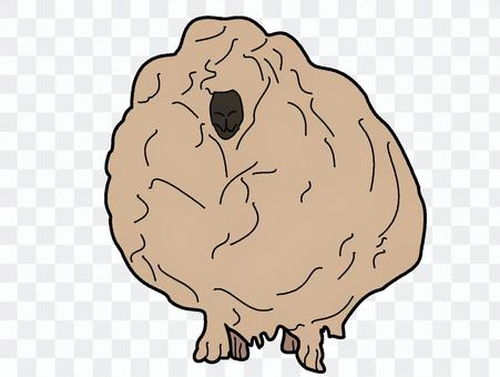 Mofumofu sheep