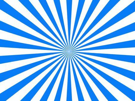 背景藍色徑向輻射藍色