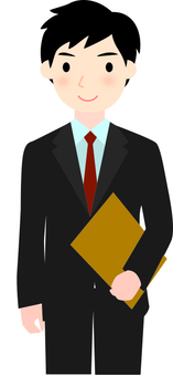 Businessman file 2