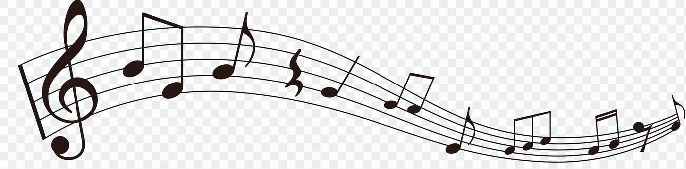 音符の飾り