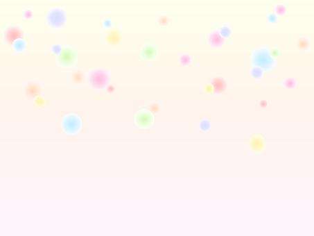 夢幻般的燈光 background_pink