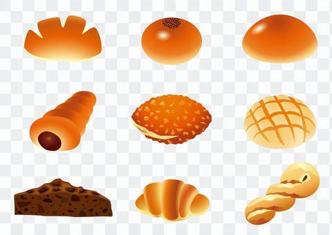 パンの代表