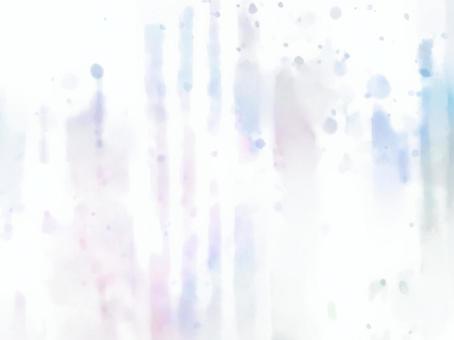 彩虹流血水彩紋理背景