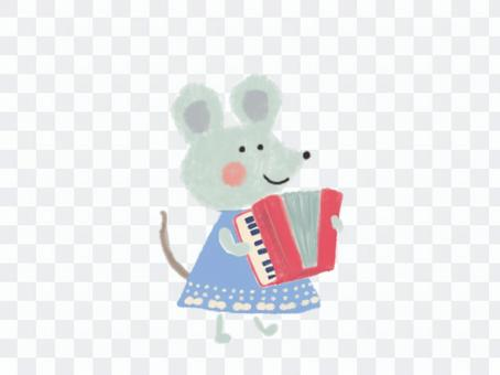 鼠標拉手風琴