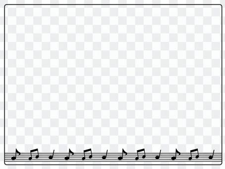 筆記的裝飾框架3
