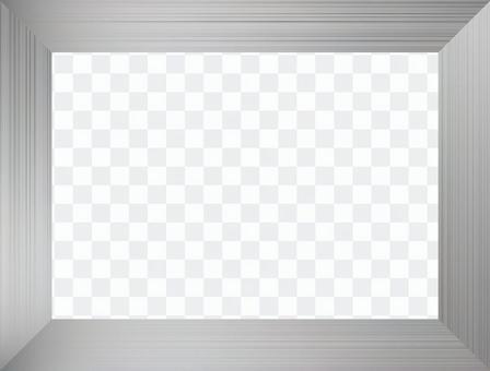相框L尺寸(金屬/金屬/透明)