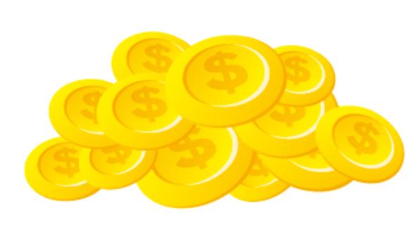 동전 더미