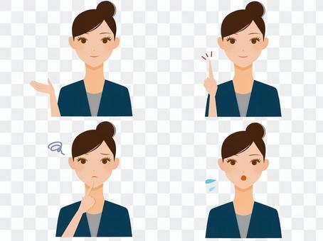 Female icon 3