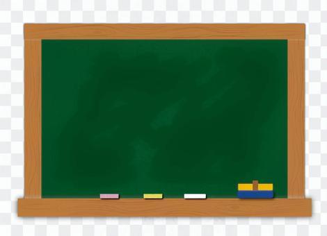 School blackboard 01