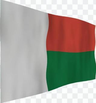 馬達加斯加國旗
