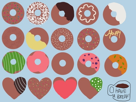 Donuts Donuts What should I do today?