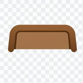 Sofa (Brown) 01
