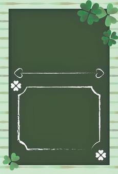 Clover card 02