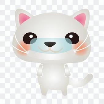 白貓鼠標盾