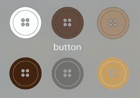 洋服のボタンセット