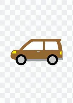 汽车(棕色)