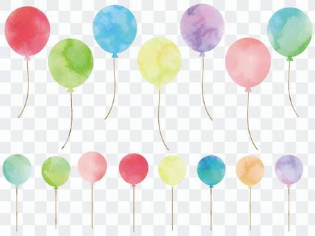 Balloon set ver 01
