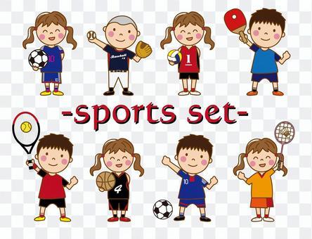 兒童_體育設置