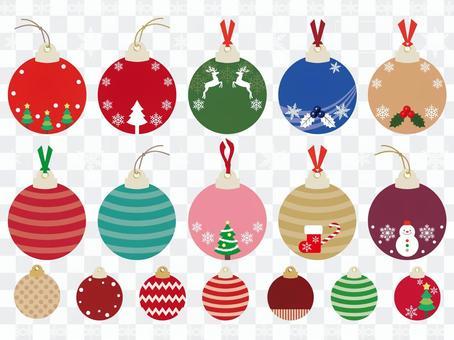 聖誕節材料系列2