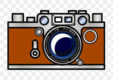 クラシック レンジファインダー カメラ