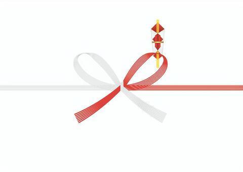 西木·水畫(7紅白)