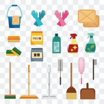 清潔工具套裝