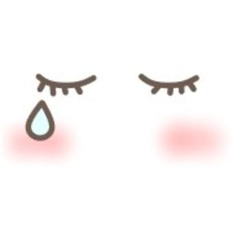 Eyelashes face eyes crying close