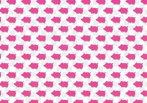 豚(壁紙)2