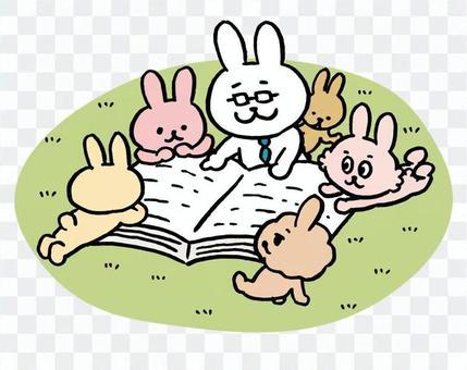 兔子老師班