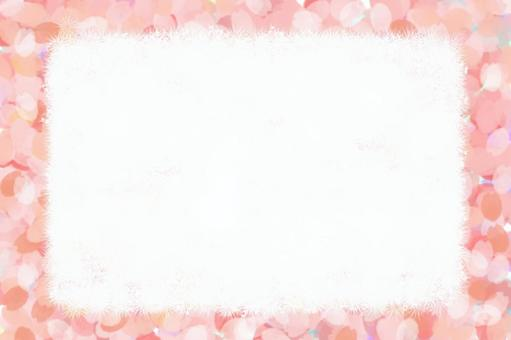 花瓣地毯框架