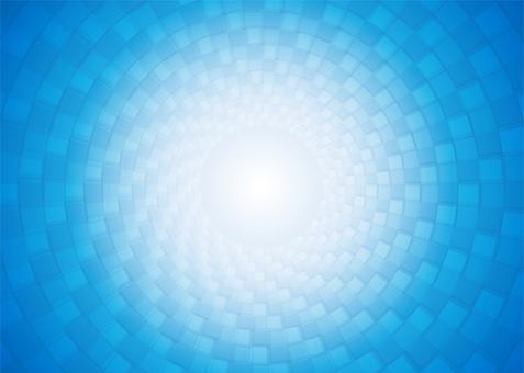 Circular network background