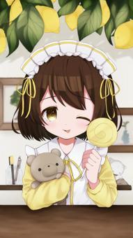 Lemon maid