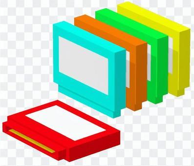 色彩豐富的遊戲軟件