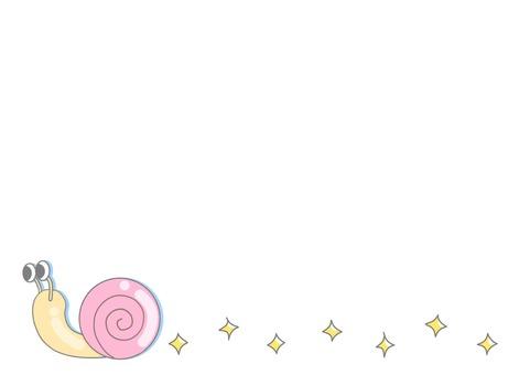 粉色蝸牛架