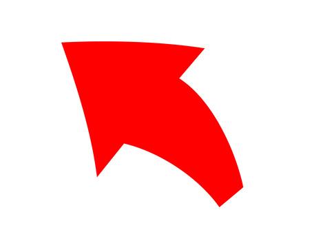 用作地標的箭頭(單色)