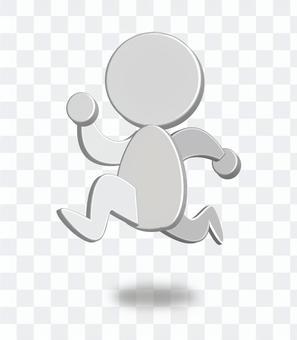 白矮星 - 跑