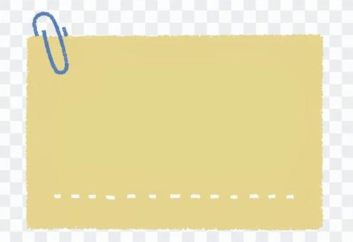 主題剪輯和紙_手繪_藍色