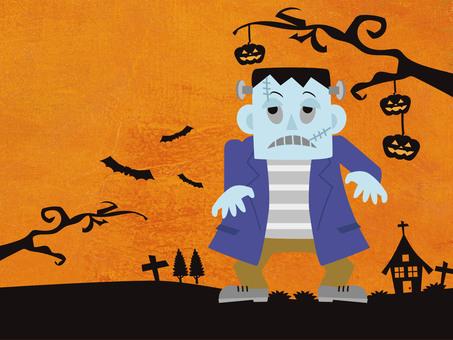 Halloween Franken