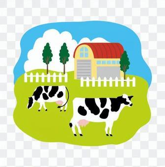 牧场牛02