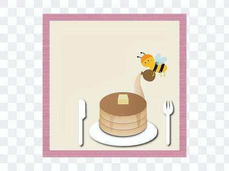 Pancakes with Mitsuba