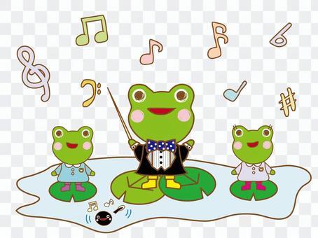 青蛙_合唱