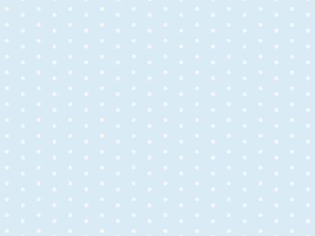 溫和的點和點圖案小·淺藍色