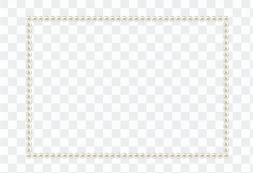 小珍珠框架