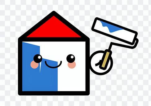 簡單的房子性格 - 翻新