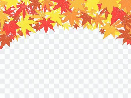 ai紅葉の背景・壁紙・フレーム