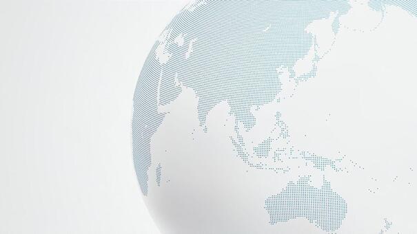地球點地圖亞洲3白