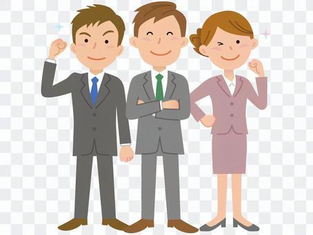 51017. Gender Guts, Three People, Full Length